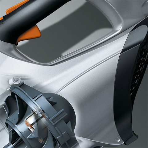 Motor eléctrico sin escobillas (EC)