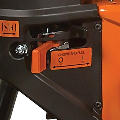 Válvula de cierre automático de combustible