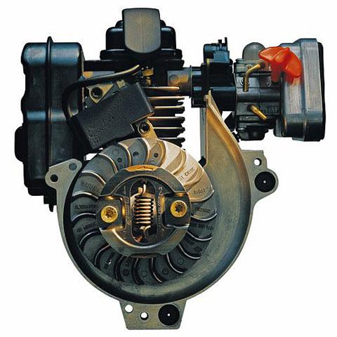Motor STIHL 4-MIX